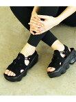 [Rakuten Fashion]ナイキ エア マックス KOKO ウィメンズサンダル NERGY ナージー シューズ サンダル/ミュール ブラック ホワイト ピンク