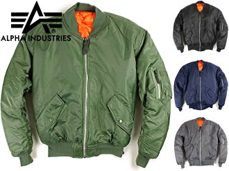 Alpha industries ALPHA ノックスアーモリー Ma-1 flight jacket ( MA1 KNOX ARMORY military )