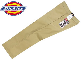 Dickies Dickies original 874 work pants khaki ( ORIGINAL 874 WORK PANT chinos )