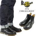 ドクターマーチン Dr. Martens 2976 チェルシーブーツ ブラック (CHELSEA B...