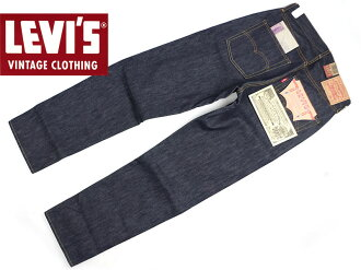Levi's vintage LEVI's VINTAGE 1966's 501 rigid (made in United States LVC 66501-0008 RIGID)