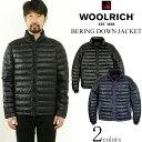 ウールリッチ ジョンリッチ&ブロス WOOLRICH ベーリングダウンジャケット (防寒 日本未発売モデル ダウン ジャケット)