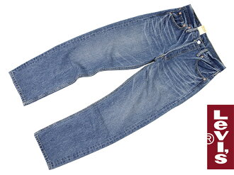 Levi's LEVI's 501 original straight jeans ユーズドウォッシュ 3 years BIG SIZE ( ( jalana wash 3years )