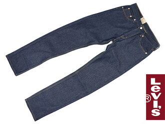 Levi's LEVI's 505-0217 original closure straight jeans rigid (shrink-resistant raw denim USA lines)