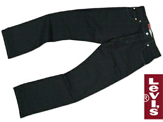 Levi's LEVI's 517-0260 bootcut jeans black ( after dyed USA line BLACK )