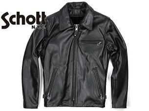 ショット シングルライダース ブラック ミンクオイルプレゼント ジャケット