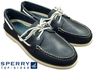 Sperry Top cider SPERRY TOPSIDER deck shoes classic ニューネイビー ( DECK SHOES CLASSIC )