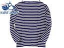 セントジェームス SAINT JAMES バスクシャツ ウエッソン/ギルド ネイビー/ナチュラル (OUESSANT GUILDO MARINE/ECRU ボー...