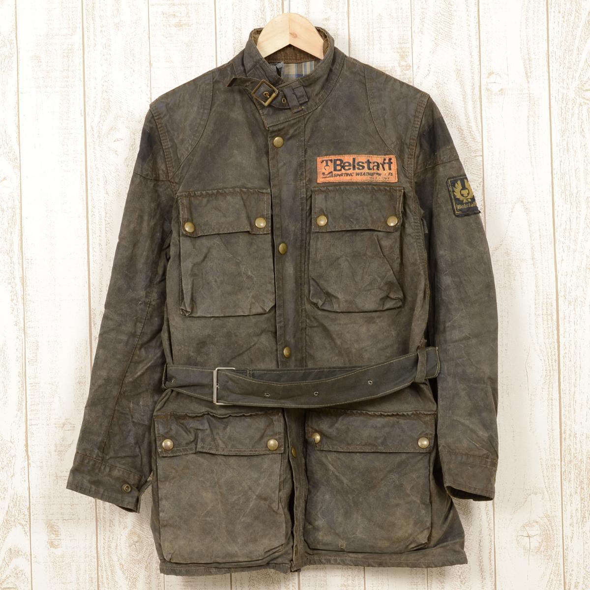 Belstaff Trialmaster Jacket Ebay