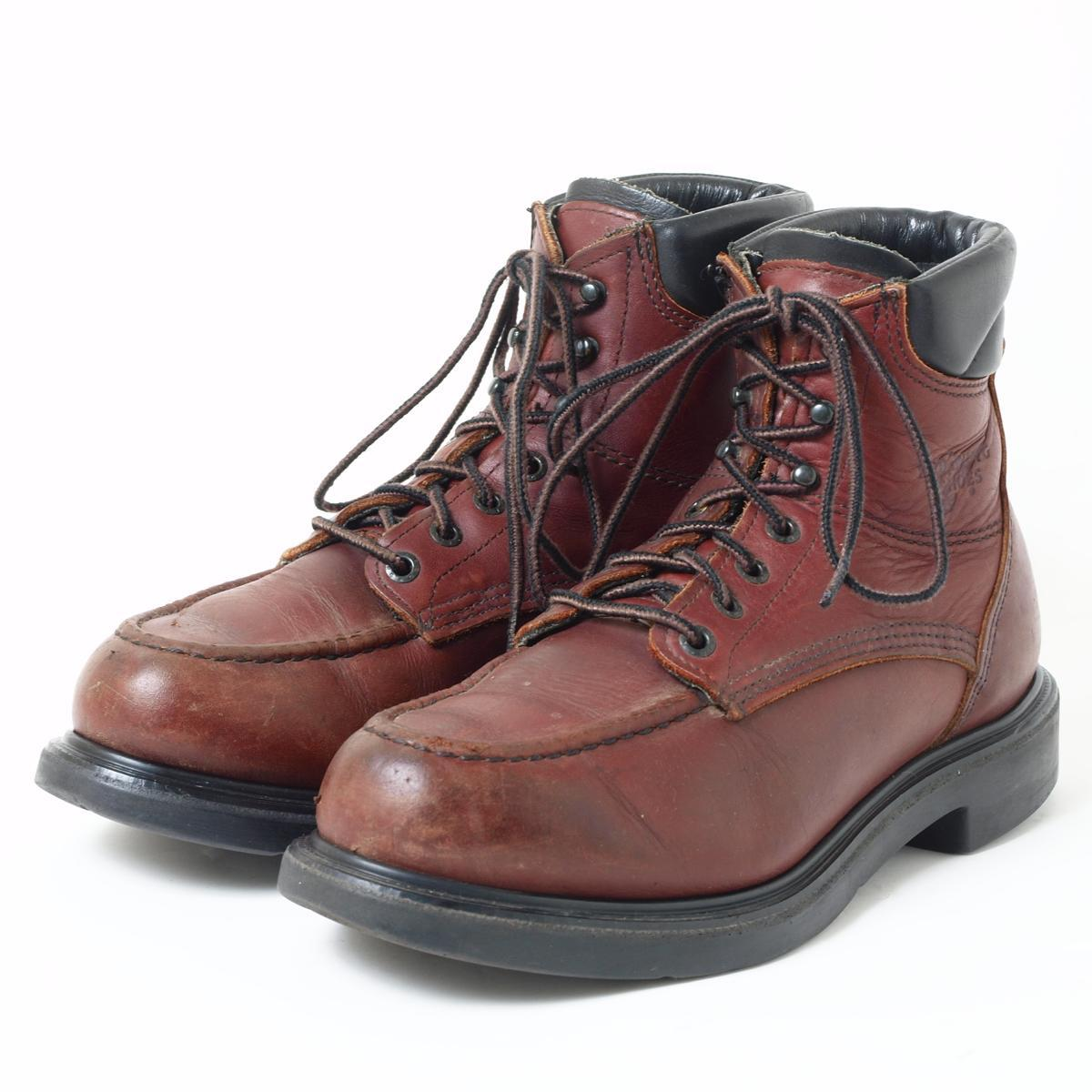 Red Wing Boots 202 - Boot Hto