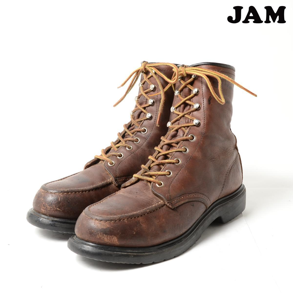 Red Wing Lace Up Boots