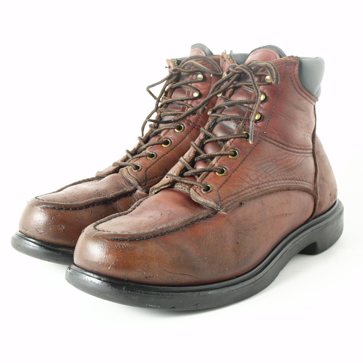 Redwing Work Boots - Cr Boot