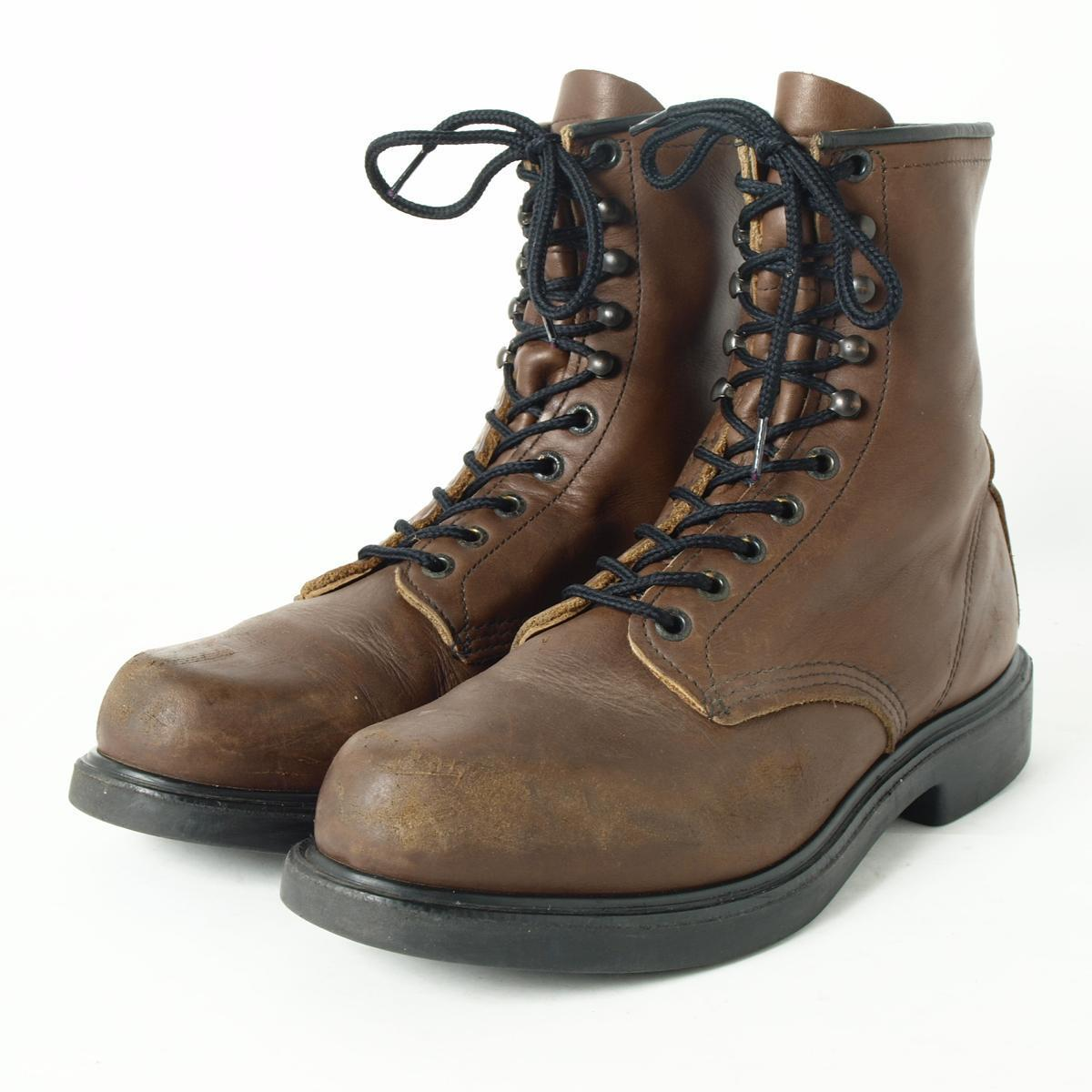 Red Wing Boots 953 - Boot Hto