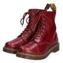 ショッピングドクターマーチン ドクターマーチン Dr.Martens 8ホールブーツ UK4 レディース22.5cm /boo8487 【中古】 【191130】