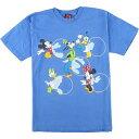 ショッピングLimited 90年代 MICKEY UNLIMITED Disney ディズニー キャラクタープリントTシャツ レディースL ヴィンテージ /eaa052019 【中古】 【200626】