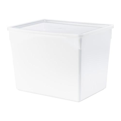 【★IKEA/イケア★】TILLSLUTA 乾燥食品用容器 ふた付き/002.574.96
