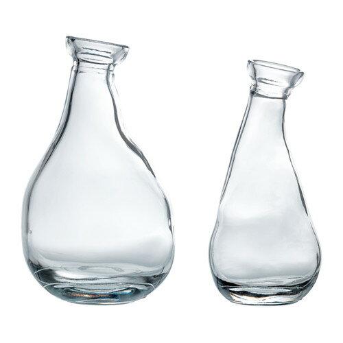 【★IKEA/イケア★】VARVIND 花瓶2個セット/002.848.76