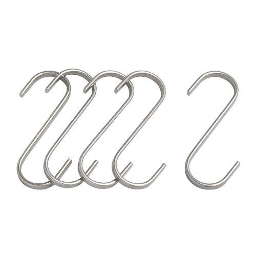 【★IKEA/イケア★】GRUNDTAL S字フック 7 cm/201.763.81