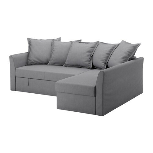 Gray Sleeper Sofa IKEA