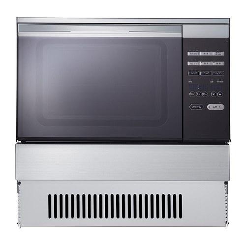 【★IKEA/イケア★】MUMSIG 13A12A ガスオーブン 電子レンジ機能付/302.092.82 折り畳み式