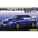 1/24 インチアップシリーズNo.103 スバル インプレッサ WRX Sti/2003 V-Limited
