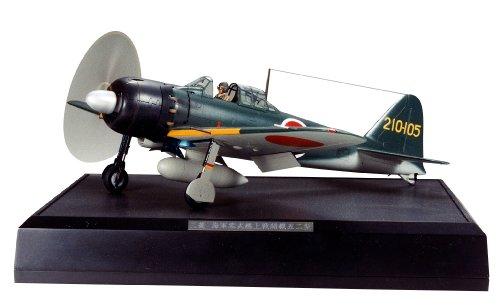 1/32 エアークラフトシリーズ No.11 零式艦上戦闘機52型 リアルサウンド・アクションセット 60311