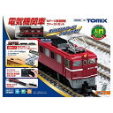 TOMIX 電気機関車 Nゲージ鉄道模型ファーストセット 90096 鉄道模型 入門セット