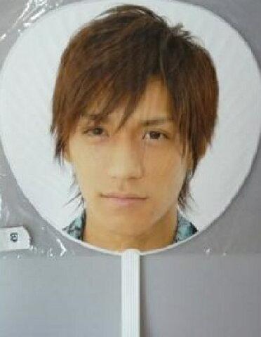 錦戸亮・【公式うちわ】・2007 news タイペイ ・・コンサート会場販売グッズ