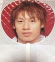 KAT-TUN 【公式うちわ】 中丸雄一 2005 ツアー コンサート会場販売