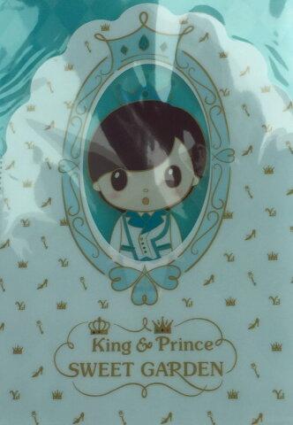 """【新品】King & Prince """"SPECIAL STORE"""" 2018・第二弾・【Wクリアファイル】・神宮寺勇太・・ 『King & Prince SWEET GARDEN』 キンプリ・・ 期間限定会場販売グッズ"""