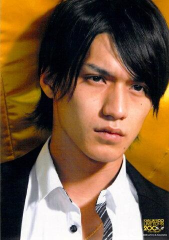 【中古】 関ジャニ∞・【公式写真】・・錦戸亮・2008 ∞だよ!全員集合 ♡(n)