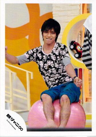 関ジャニ∞・【公式写真】・・錦戸亮・ジャニショ販売 ♡(r)42