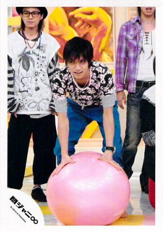 関ジャニ∞・【公式写真】・・錦戸亮・ジャニショ販売 ♡(r)59