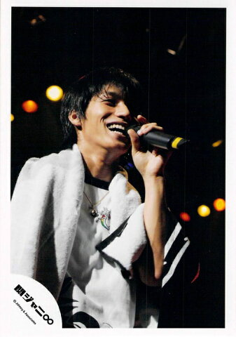 関ジャニ∞・【公式写真】・・錦戸亮・ジャニショ販売 ♡(r)76