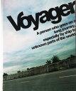 【中古】V6 ・パンフレット{LIVE TOUR 2007 Voyager  僕と僕らのあしたへ}