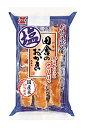 ★まとめ買い★ 岩塚製菓 田舎のおかき塩味 ×12個【イージャパンモール】