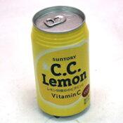 サントリー CCレモン 350ml缶【イージャパンモール】