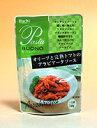 【送料無料】ハチ オリーブと完熟トマトのアラビアータソース 140g ×24個【イージャパンモール】
