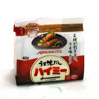 味の素 ハイミーうま味だし 詰替用40g袋 ×120個【イージャパンモール】