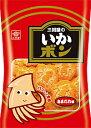 【送料無料】★まとめ買い★ 三河屋製菓 いかボン ×12個【イージャパンモール】