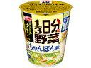 エースコック はるさめヌードル1 / 3日分の野菜 ちゃんぽん味43g ×6個【イージャパンモール】
