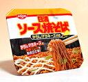 ★まとめ買い★ 日清食品(株) ソース焼そば からしマヨネーズ付 108gカップ ×12個