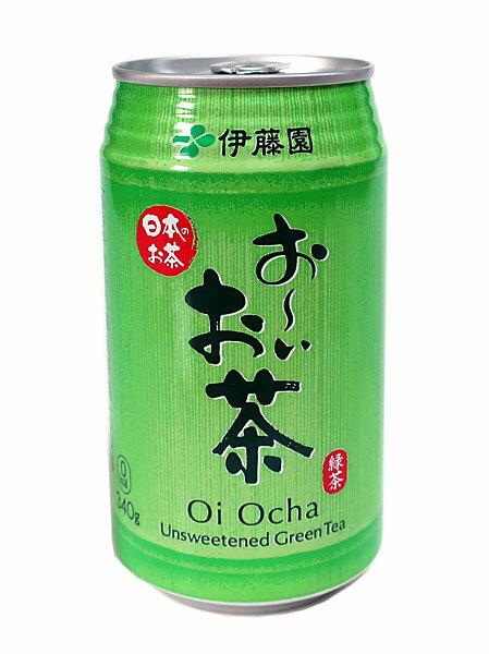 伊藤園 おーいお茶緑茶 340g缶【イージャパンモール】