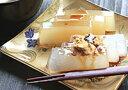 【送料無料】吉田屋 葛餅・柚子くず餅・葛わらび餅詰合せ【ギフト館】
