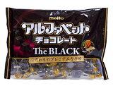 名糖 アルファベットチョコThe BLACK170g【イージャパンモール】