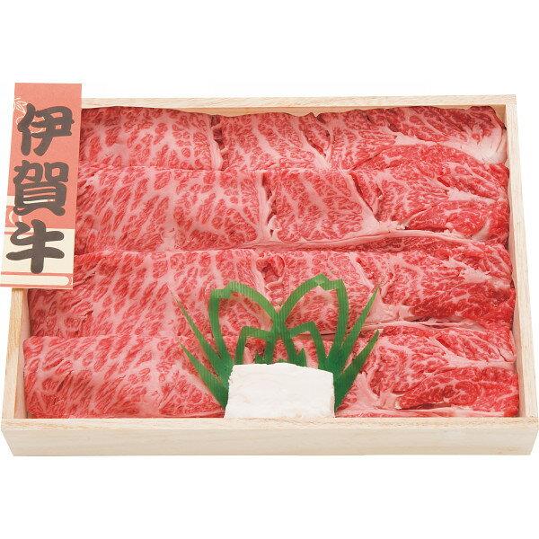 【送料無料】伊賀牛 ロースすき焼き用(600g) RS60−200IG【代引不可】【ギフト館】
