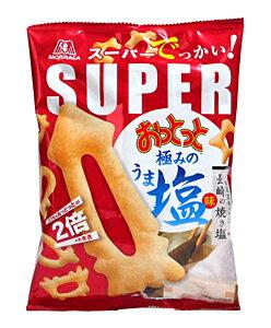 森永 スーパーオットット 極みのうま塩味 55g【イージャパンモール】