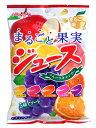 【キャッシュレス5%還元】扇雀飴 まるごと果実ジュースキャンデー 110g【イージャパンモール】