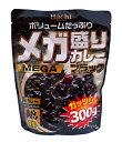 ★まとめ買い★ ハチ メガ盛りカレー ブラック 300g ×20個