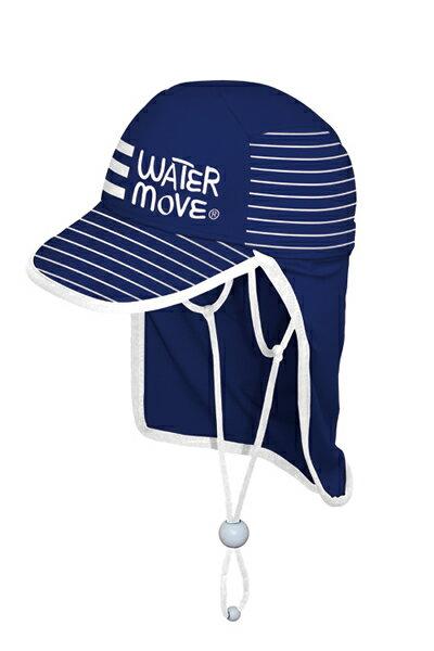 watermove 18WM−marine サマーキャップ NAVY free【スポーツ館】